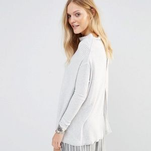 Free People We The Free Lovers Rib Thermal Top S